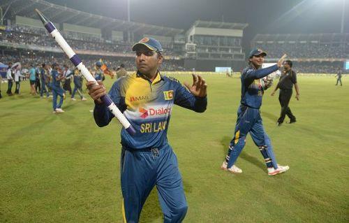 Sri Lanka v England - 7th ODI