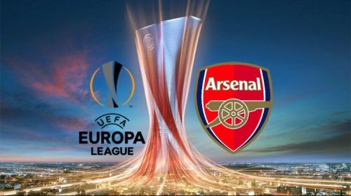 Image result for arsenal europa league