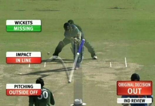 Wickets Missing