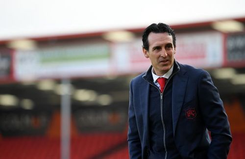 Emery will be involved in his first North London Derby this Sunday