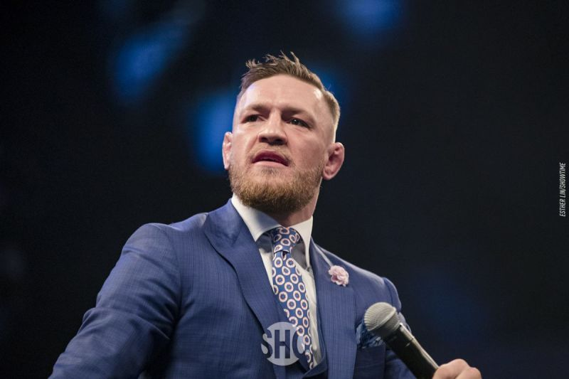 bd5c0d22dc3c12 Conor McGregor News: Former UFC Champion barred from driving for six months