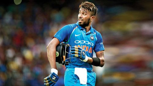 Hardik Pandya has become a big name in Indian Cricket