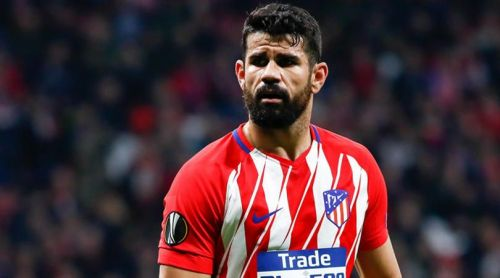 Image result for diego costa frustrated atletico