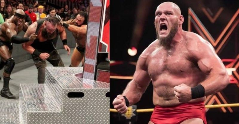 We take a closer look at the top feuds WWE could book Lars Sullivan in, on RAW or SmackDown
