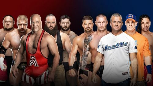 Survivor Series has quite the history. Who has been a part of that history the most?
