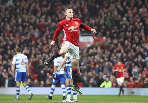 Where does Wayne Rooney rank in this list?