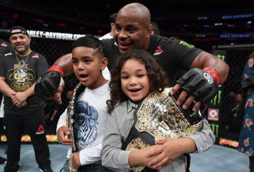 What will Daniel Cormier be doing after retirement that's so 'huge'?