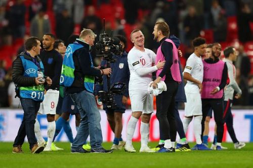 Wayne Rooney's much-discussed return didn't actually come to much despite England's win
