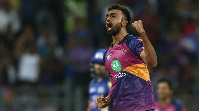 Unadkat parted ways with the RR after just one season