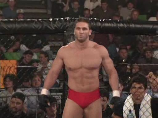 ufc 8 what happened when ken shamrock faced kimo