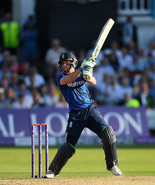 Jos Buttler's knock helped England post 408/9 on the board