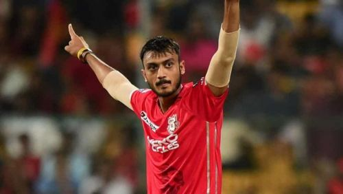 Image result for axar patel ipl