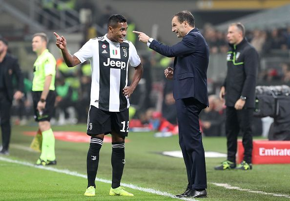 MassimilianoAllegriis still the man leading Juventus into glory