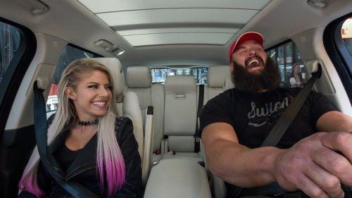 Braun Strowman appears on Carpool Karaoke