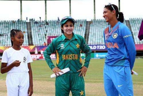 India vs Pakistan - ICC Women's World T20 2018