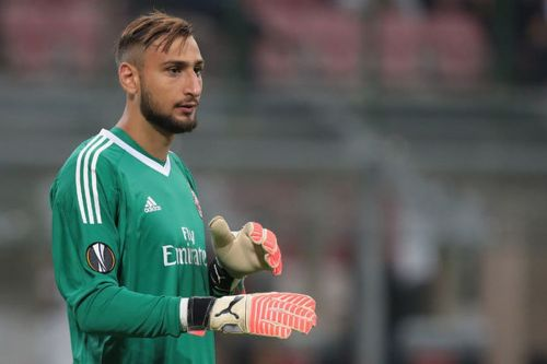Donnarumma has everything to be a top goalkeeper
