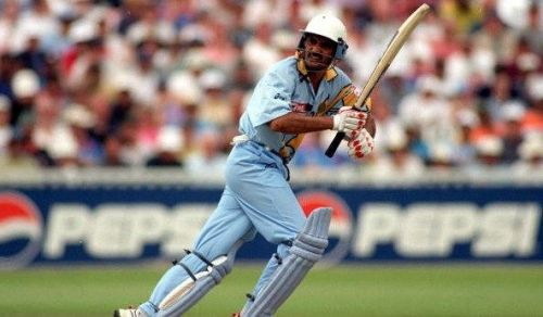 Mohammad Azharuddin was the captain of India for this game