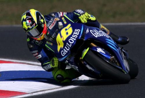 Yet another Rossi-Biaggi battle at Welkom