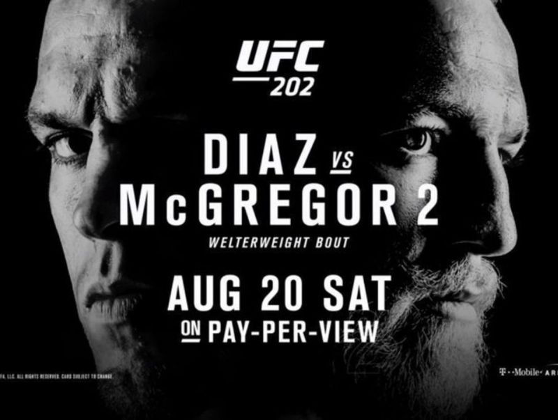 Diaz vs McGregor 2 pulled 1.65 million buys