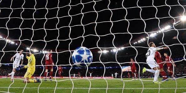 Neymar scored PSG