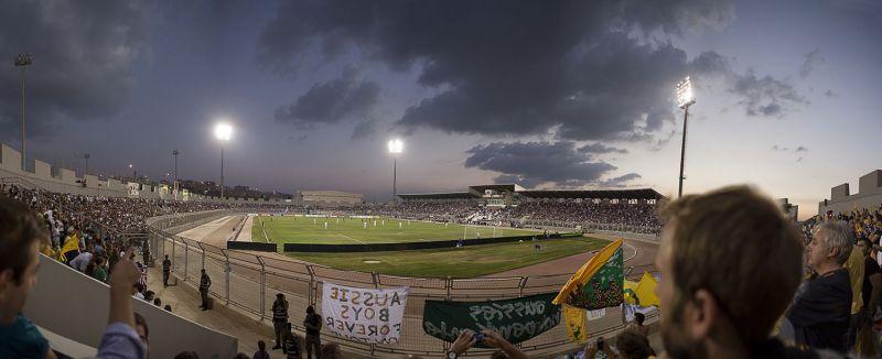 Jordan havea good record at the King Abdullah International Stadium in Amman.