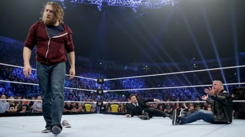 Will Daniel Bryan co-exist with his teammates?