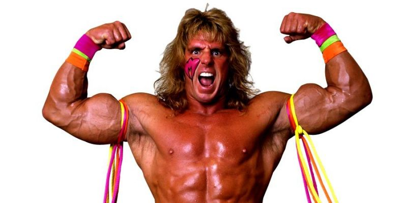 The Ultimate Warrior!