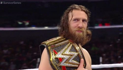 Heel Bryan has been great to watch so far!