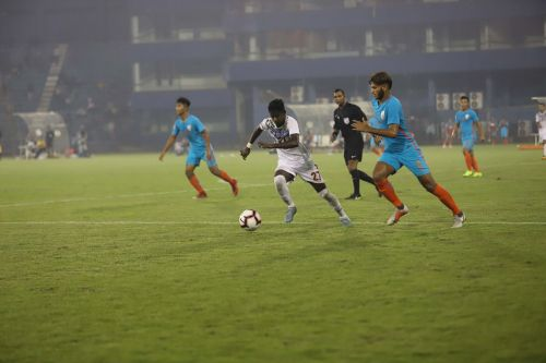 The boy from Jangalmahal in West Bengal is growing his stature with every match