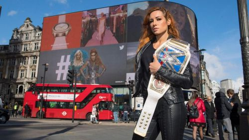 Lynch is set to face the Rowdy Ronda Rousey at Survivor Series and their clash is one of the most anticipated bouts of the PPV