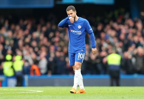 Fed up at Chelsea