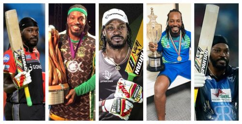 Chris Gayle- The undisputed King of T20 cricket