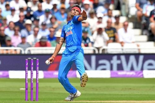 Siddarth Kaul has been added for the final game against the West Indies