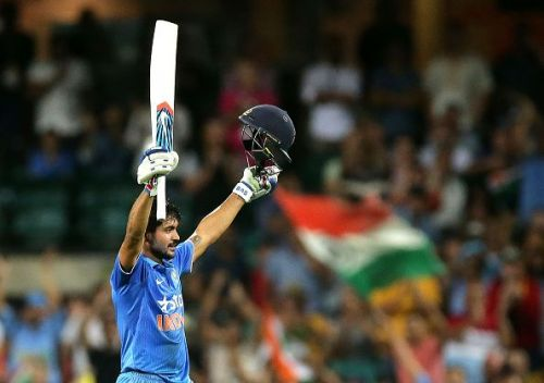 Manish Pandey deserves to be in India's T20 playing XI.