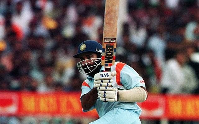 Navjot Sidhu top-scored for India with an unbeaten 114 off 103