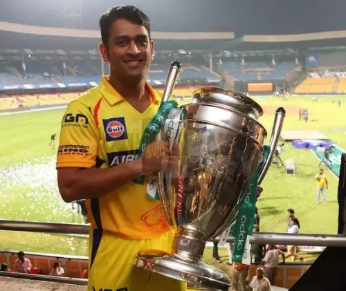 Thala Dhoni - The face of CSK