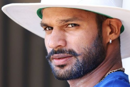 Shikhar Dhawan needs a big performance in the upcoming T20I series against West Indies