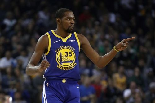 Kevin Durant has been one of the best NBA players for most of the last decade