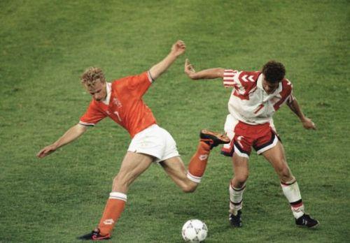 UEFA Euro '92 Semi-Final - Netherlands v Denmark