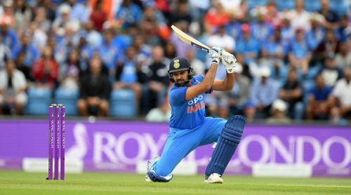 Rohit Sharma's two big hundreds in the series have come in winning causes
