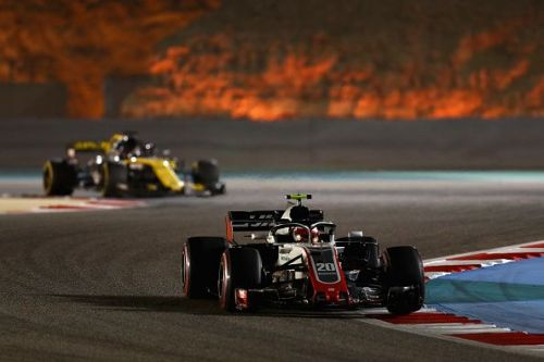 F1 Grand Prix of Bahrain, Magnussen gets his best-place in 2018