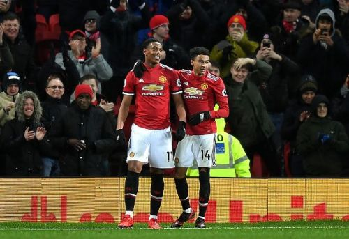 Several Manchester United players, especially the forwards, will be full of confidence.