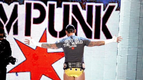 CM Punk's tagline now belongs to Shane McMahon