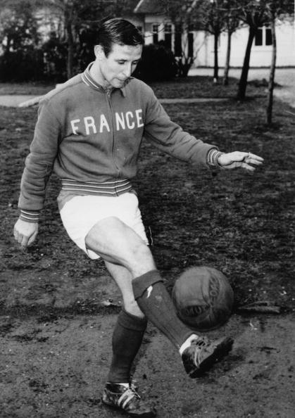 Raymond Kopa - 1958 Ballon d'Or winner