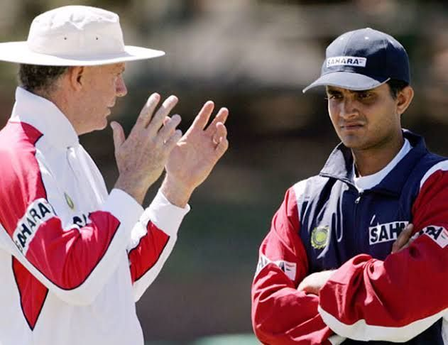 The Ganuly-Chappell controversy marred Indian cricket during Chappell