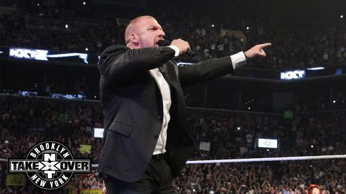 Triple H has done a wonderful job of signing new talent on a regular basis