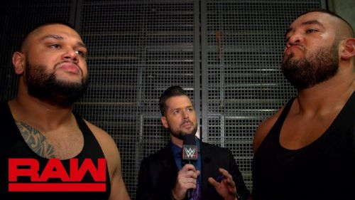 The Authors of Pain need a big win before Survivor Series!