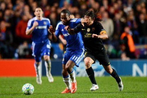 Chelsea FC v Barcelona - UEFA Champions League Semi-Final