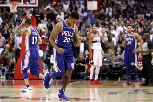 Fultz could be a replacement for Bradley Beal or John Wall
