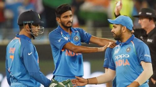 India overpowered West Indies across all three formats
